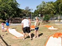 Camping Le Val d'Ussel