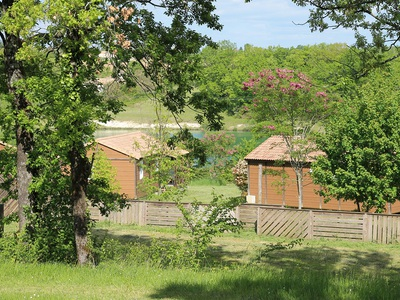Camping Les Chalets de Dordogne - Camping Dordoña - Image N°5