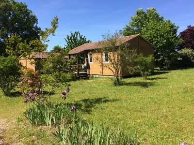 Camping Les Chalets de Dordogne - Camping Dordoña - Image N°6