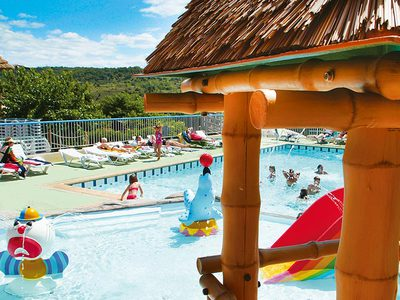 Camping Le Petit Bois - Camping French Time - Camping Ardeche - Image N°2