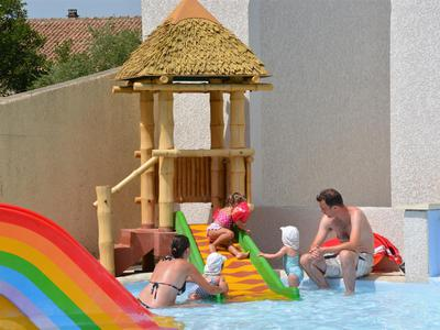 Camping Le Petit Bois - Camping French Time - Camping Ardeche - Image N°3