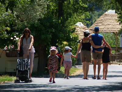 Camping Le Petit Bois - Camping French Time - Camping Ardeche - Image N°7
