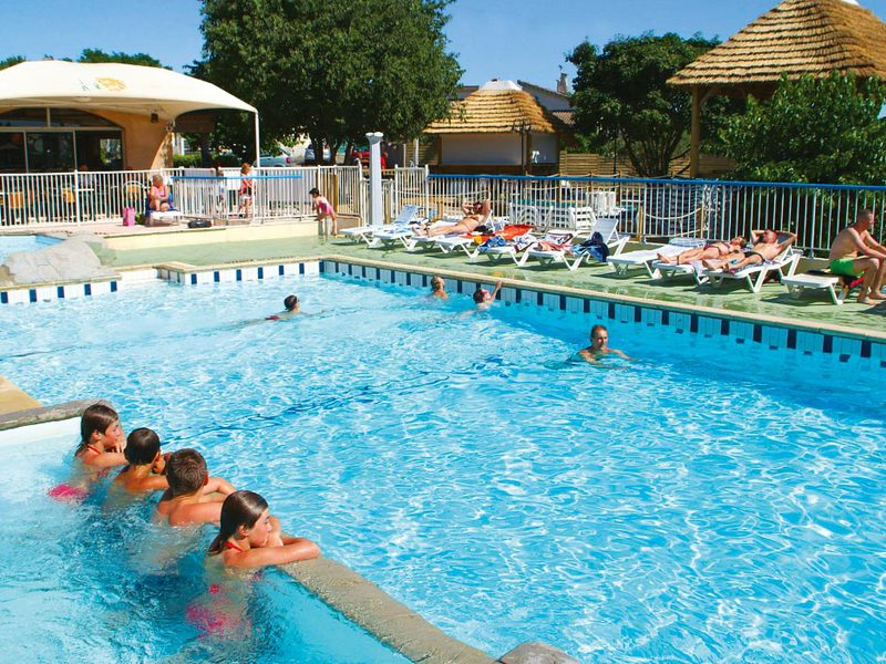 Camping Le Petit Bois - Camping French Time - Camping Ardeche