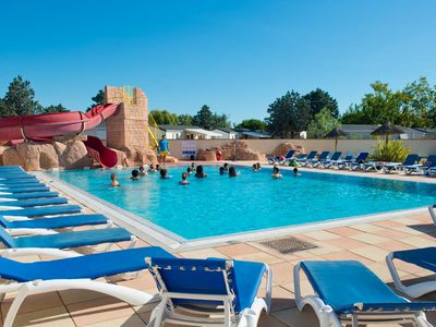 Camping  Le Roussillon  - Camping Pyrenees-Orientales