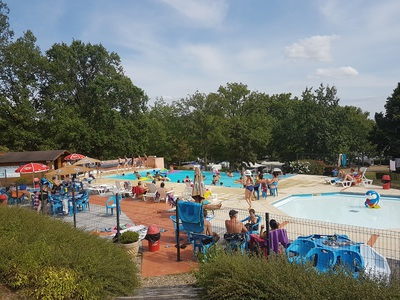 Camping Champ Fossé - Camping Allier