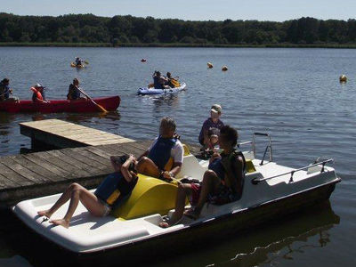 Camping Champ Fossé - Camping Allier - Image N°11