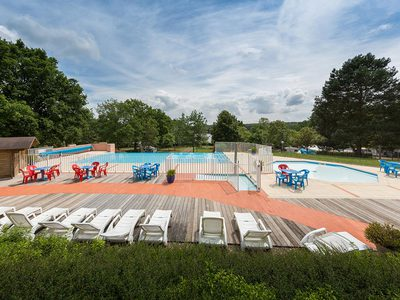 Camping Champ Fossé - Camping Allier - Image N°3