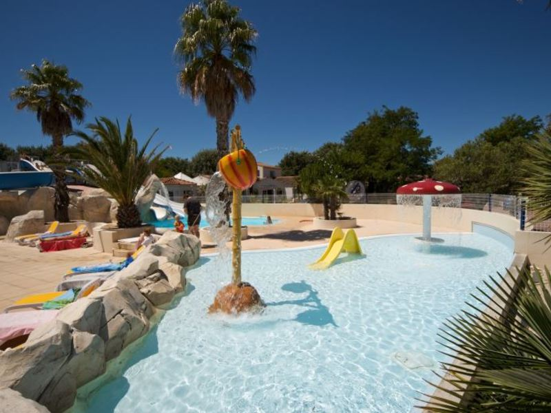 Camping Le Suroit - Camping Charente-Maritime