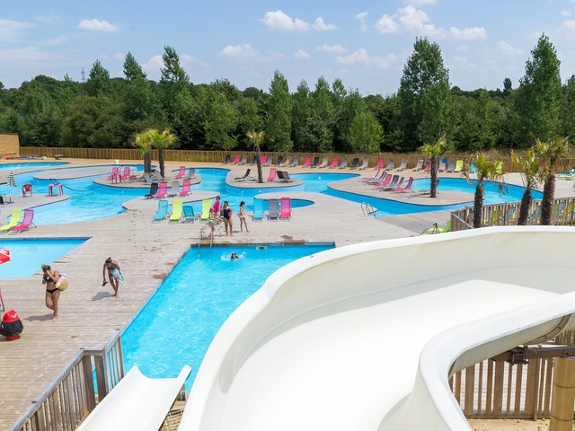 Camping La Fresnerie, 4*