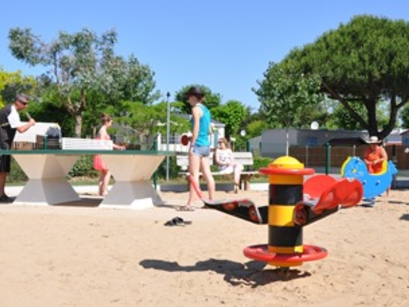 Camping Domaine Des Salins