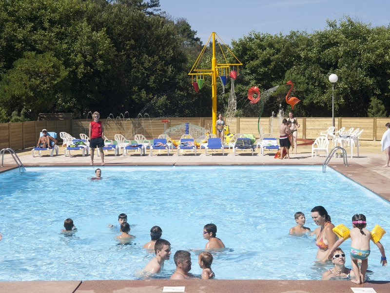 Camping L'International Erromardie - Camping Pyrenees-Atlantiques