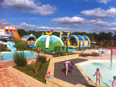 Camping Le Carbonnier   - Camping Dordogne - Image N°3