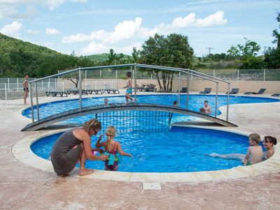 Camping Le Sous Bois  - Camping Ardeche - Image N°2