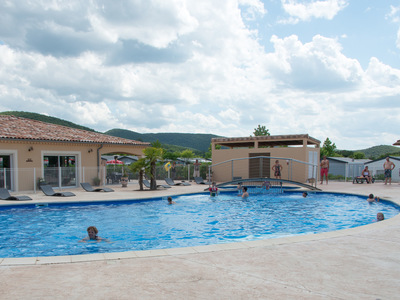 Camping Le Sous Bois  - Camping Ardeche - Image N°3