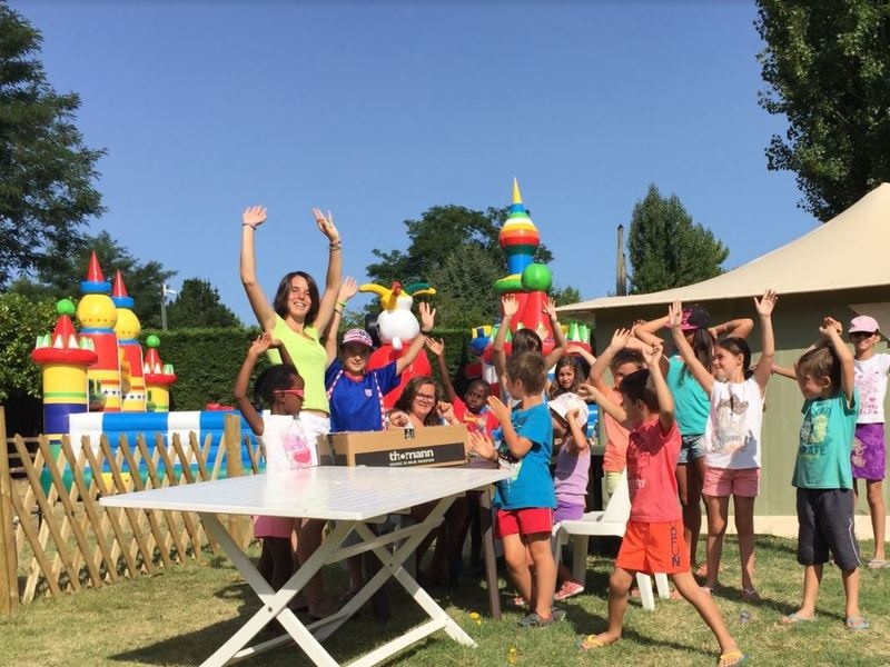 Camping Flower Les Pins