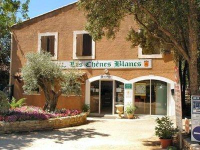 Camping Domaine des Chenes Blancs - Camping Vaucluse - Image N°12
