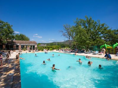 Camping Domaine des Chenes Blancs - Camping Vaucluse - Image N°3