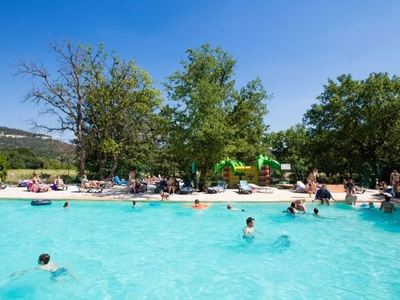 Camping Domaine des Chenes Blancs - Camping Vaucluse - Image N°4