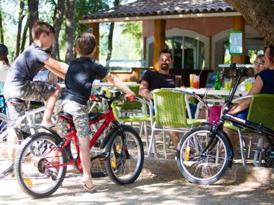Camping Domaine des Chenes Blancs - Camping Vaucluse - Image N°8