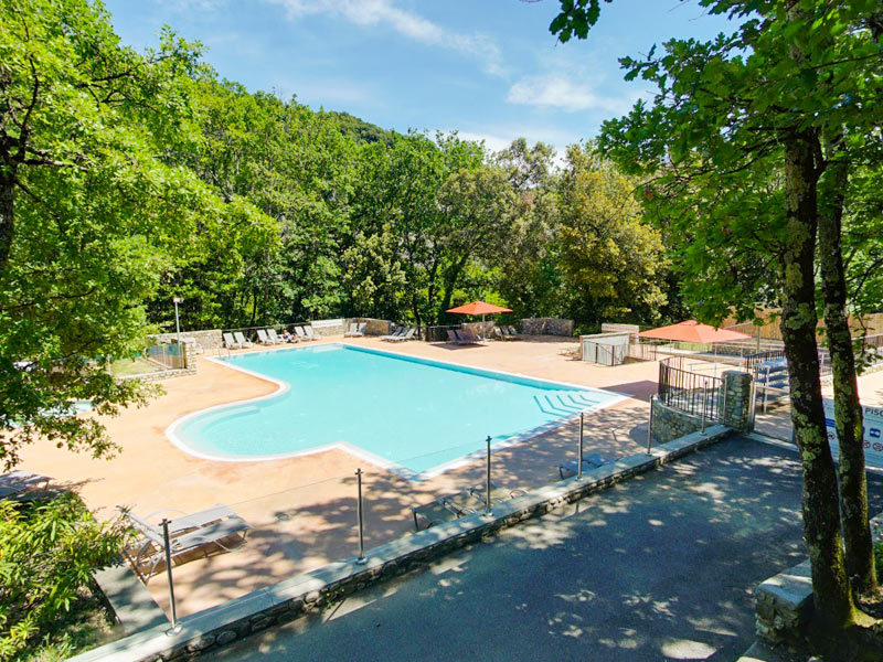 Camping Domaine Des Blachas - Camping Ardeche