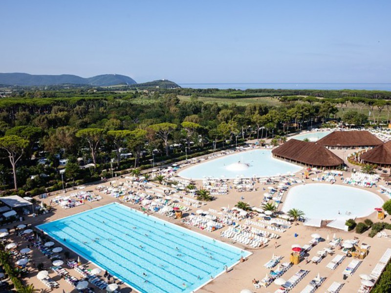 Camping Park Albatros Village - Camping Livourne