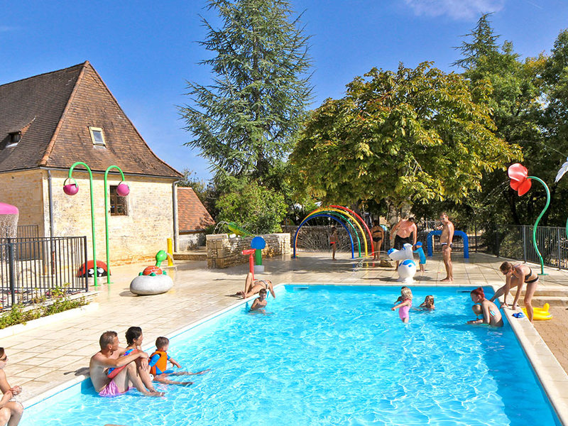 Camping Domaine de la Paille Basse - Camping French Time - Camping Lot