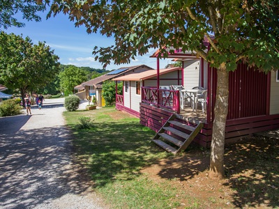 Camping Le Ventoulou - Camping Lot - Image N°13