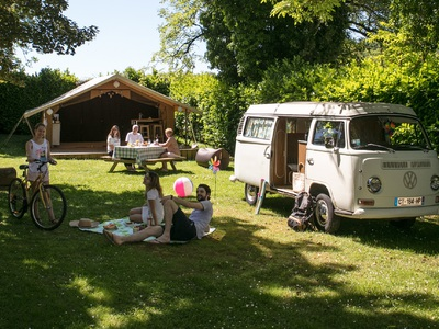 Camping Le Ventoulou - Camping Lot - Image N°14
