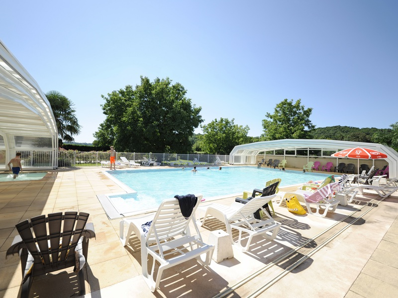 Camping Le Ventoulou - Camping French Time - Camping Lot