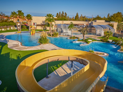 Camping les Dunes - Camping Pyrenees-Orientales - Image N°4