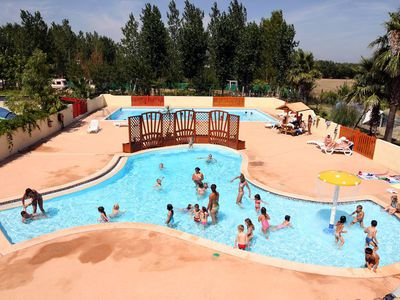 Camping Les Berges du Canal - Camping Herault