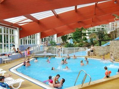 Camping Chateau de Lez Eaux - Camping French Time - Camping Manche