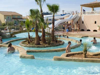 Camping Le Clos Des Oliviers - Camping Var