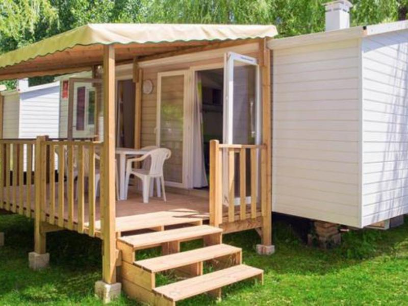 MOBILHOME 6 personnes - 2 chambres + Clim