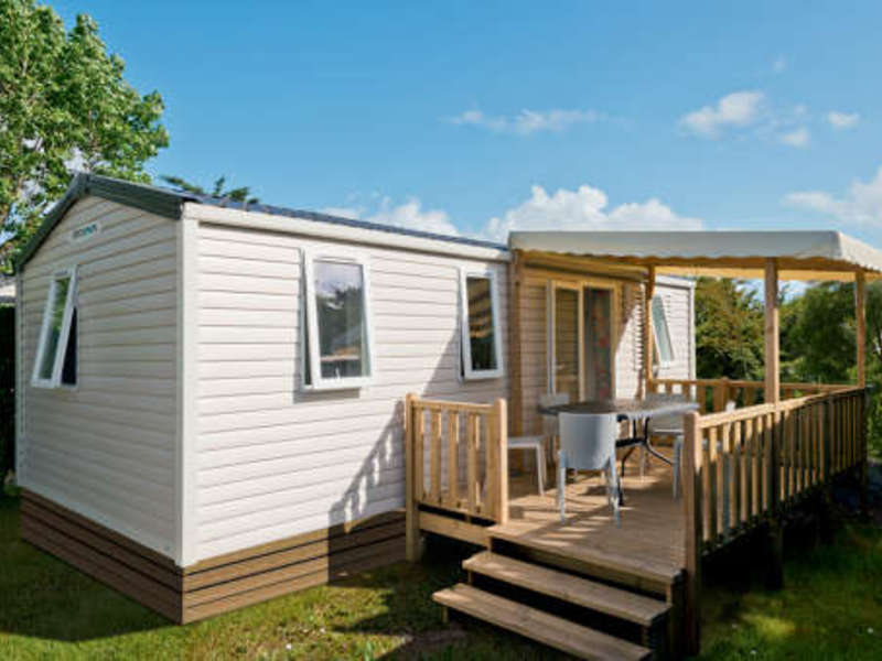 MOBILHOME 8 personnes - Family Confort