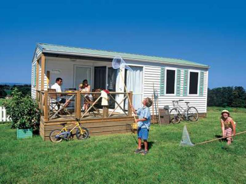 MOBILHOME 5 personnes - Lodge Confort