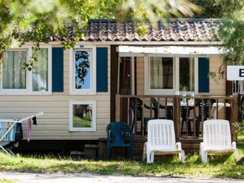MOBILHOME 6 personnes - Cottage Clim. 4/6 Pers. (46CC)