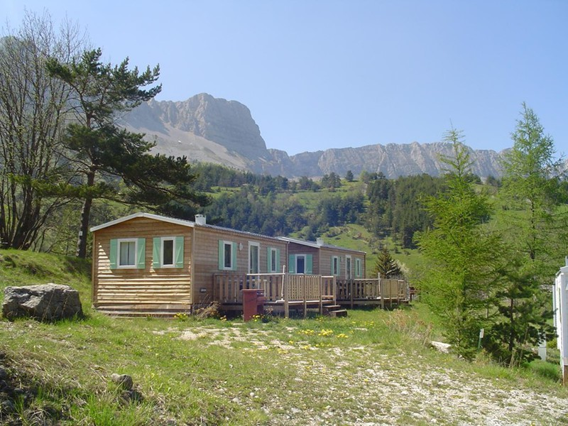 MOBILHOME 4 personnes - MELEZE