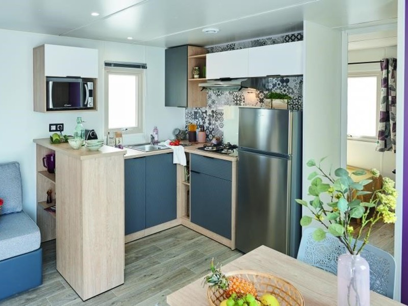MOBILHOME 6 personnes - Lodge 972, 2 chambres