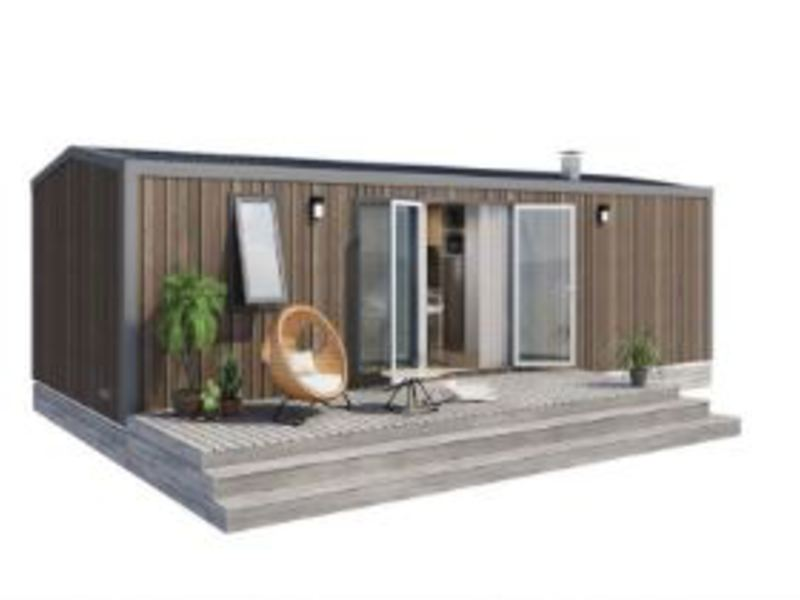 MOBILHOME 6 personnes - 3 chambres,35m²