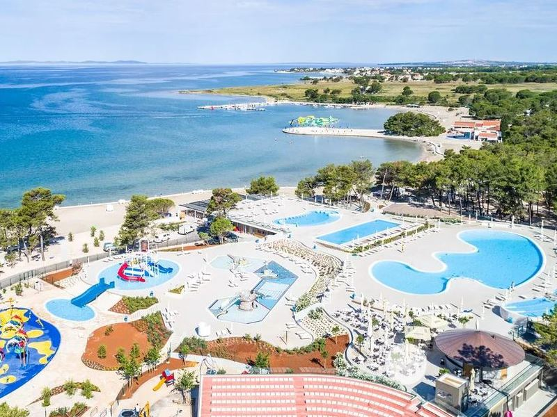 Camping Zaton Holiday Resort  - Camping Dalmatie du nord