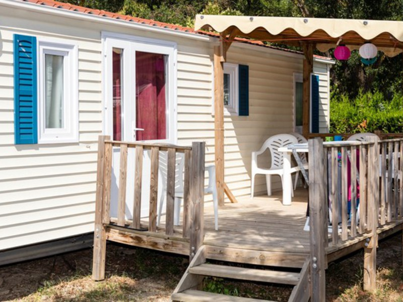 MOBILHOME 6 personnes - Family Clim. 2 Ch. 4/6 Pers.