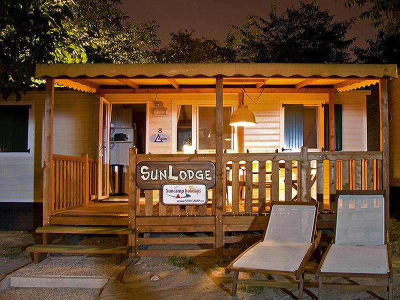 MOBILHOME 5 personen - SunLodge Redwood