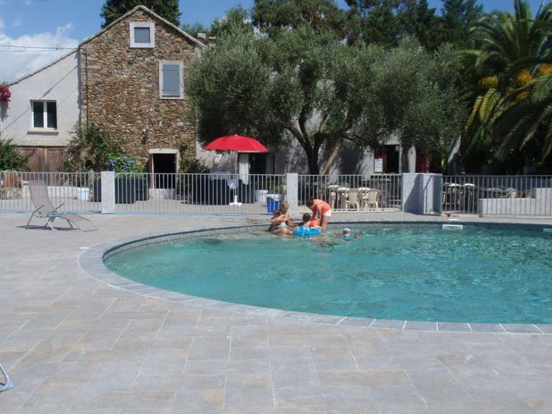 Camping aire naturelle Ficajole - Camping Corse