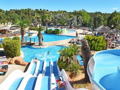 Domaine De La Bergerie - Camping French Time - Camping Var