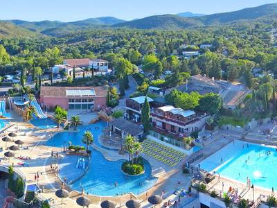 Domaine De La Bergerie - Camping French Time - Camping Var - Image N°2