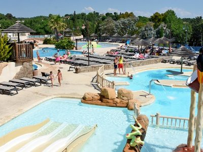 Domaine De La Bergerie - Camping French Time - Camping Var - Image N°9