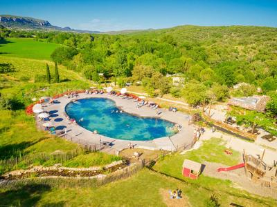 Camping Domaine D'Anglas - Camping Herault - Image N°6