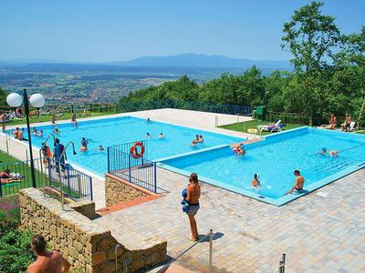 Camping Barco Reale - Camping Pistoia