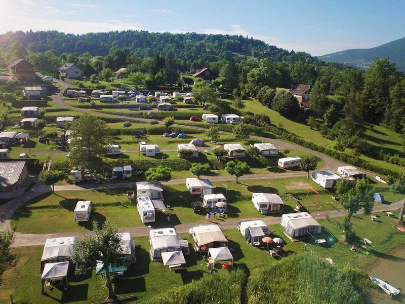 Camping Bellevue - Camping Savoie